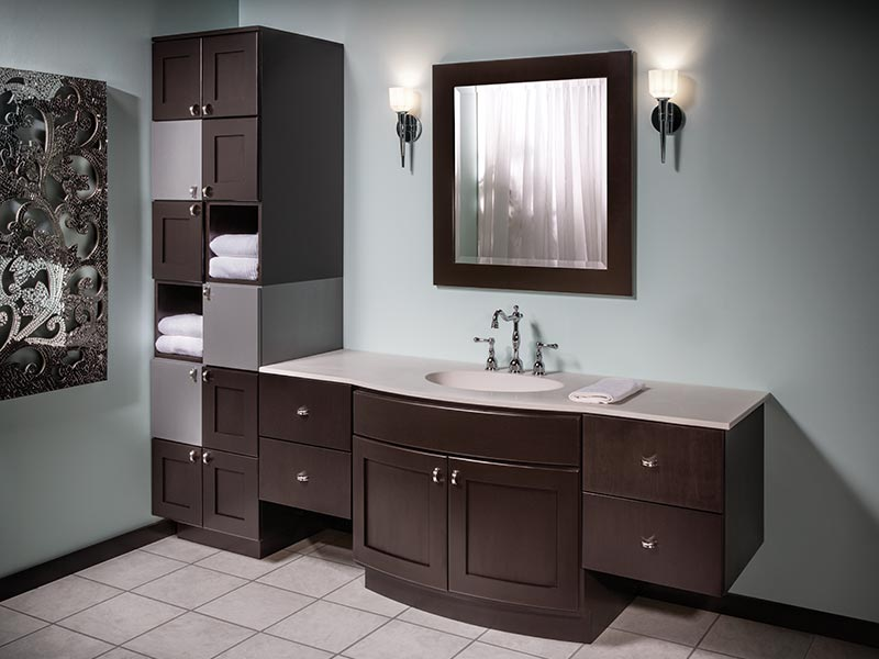 Bertch Bath Cabinetry | Zuern Building Products
