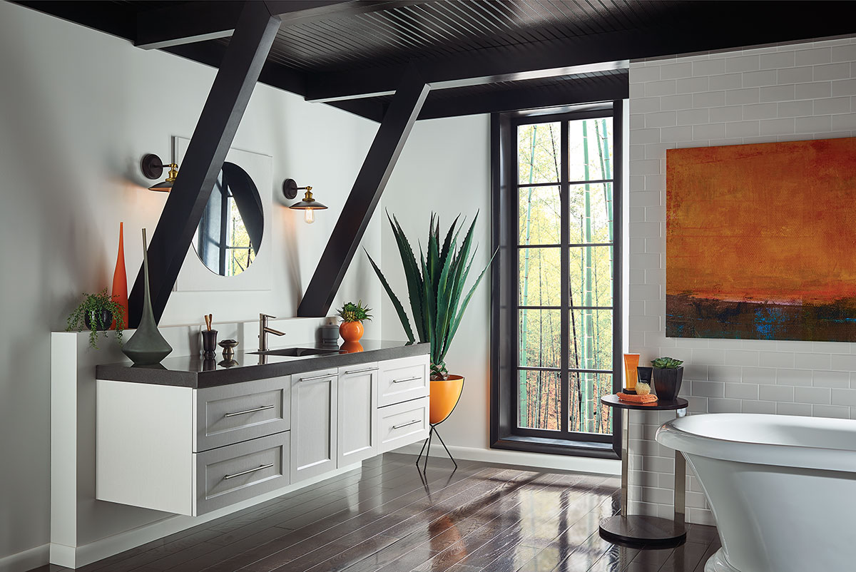 Bertch Bath Cabinetry Zuern Building Products