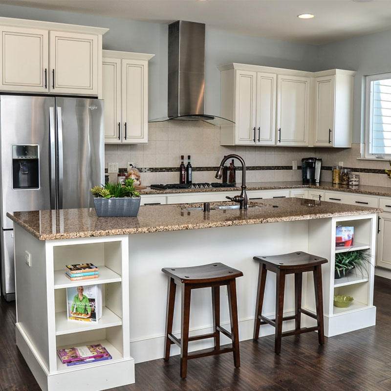 Countryside Kitchen: Zuern Building Products