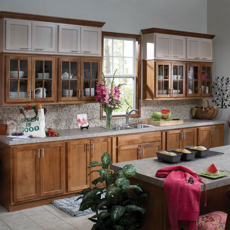 Modernview cabinets zuern building products for Modernview homes