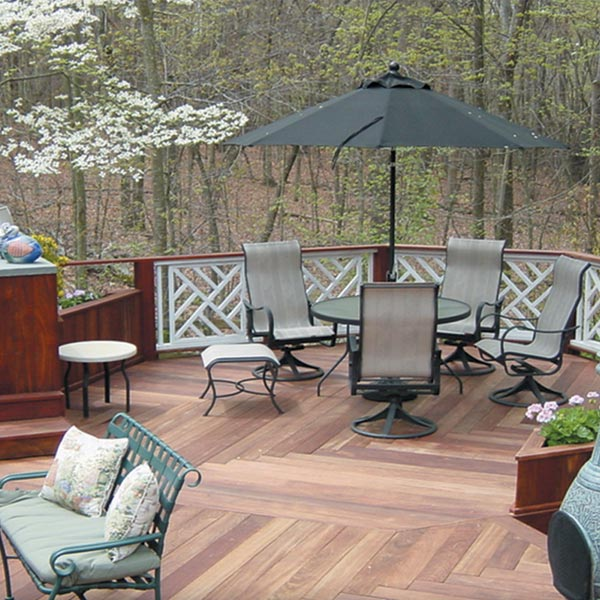 Deckorators Decking Zuern Building Products