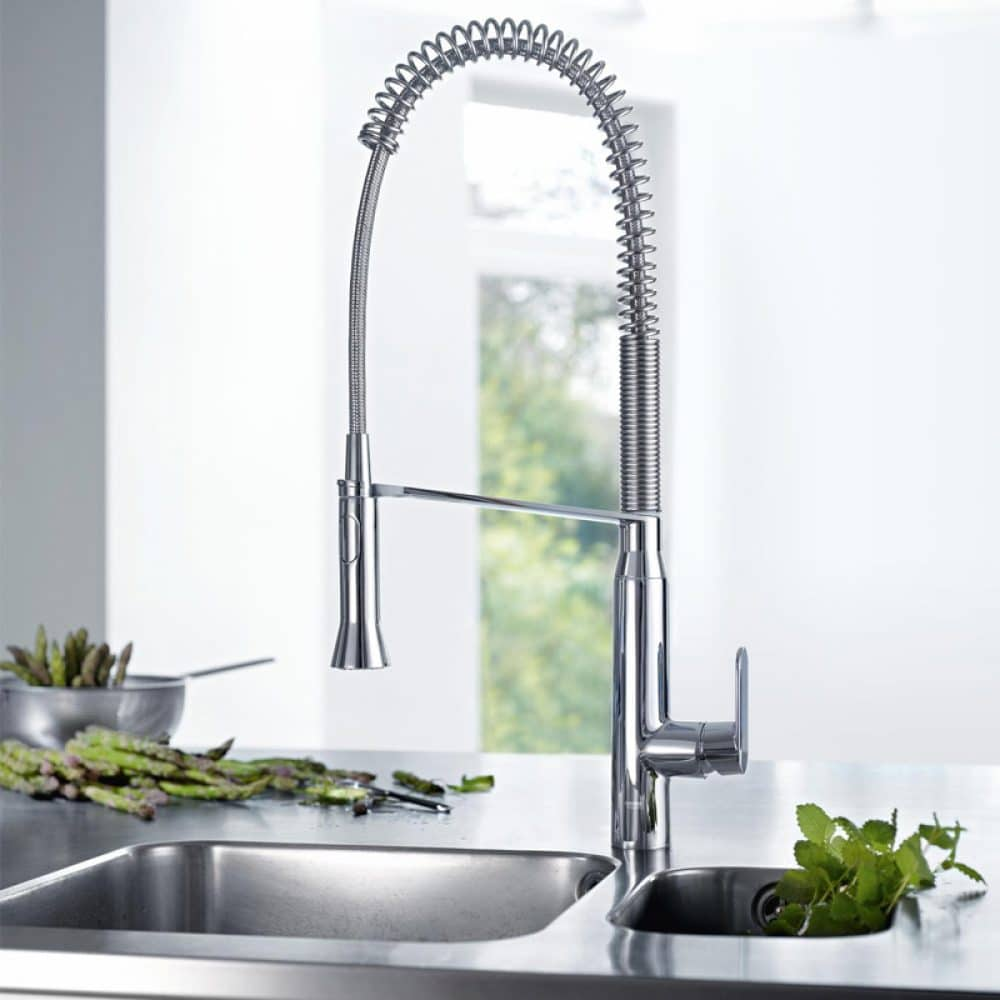 Grohe Faucets and Fixtures | Zuern Building Products
