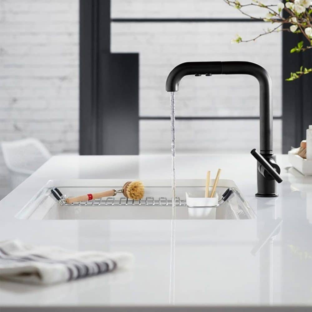 Kohler kitchen and bath faucets | Zuern Building Products