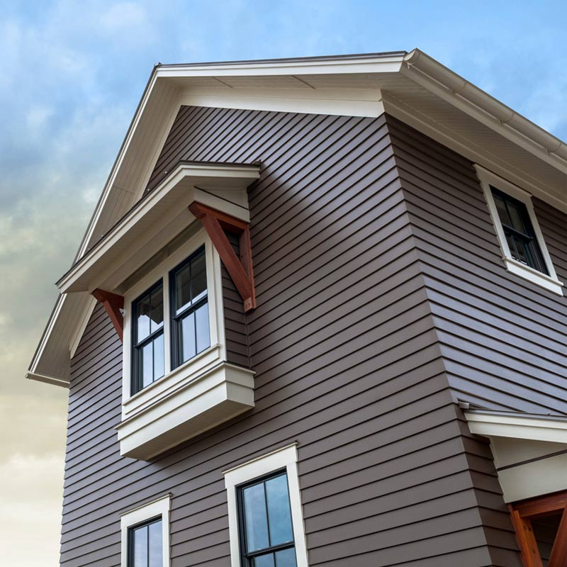 James Hardie Siding Zuerns Building Products