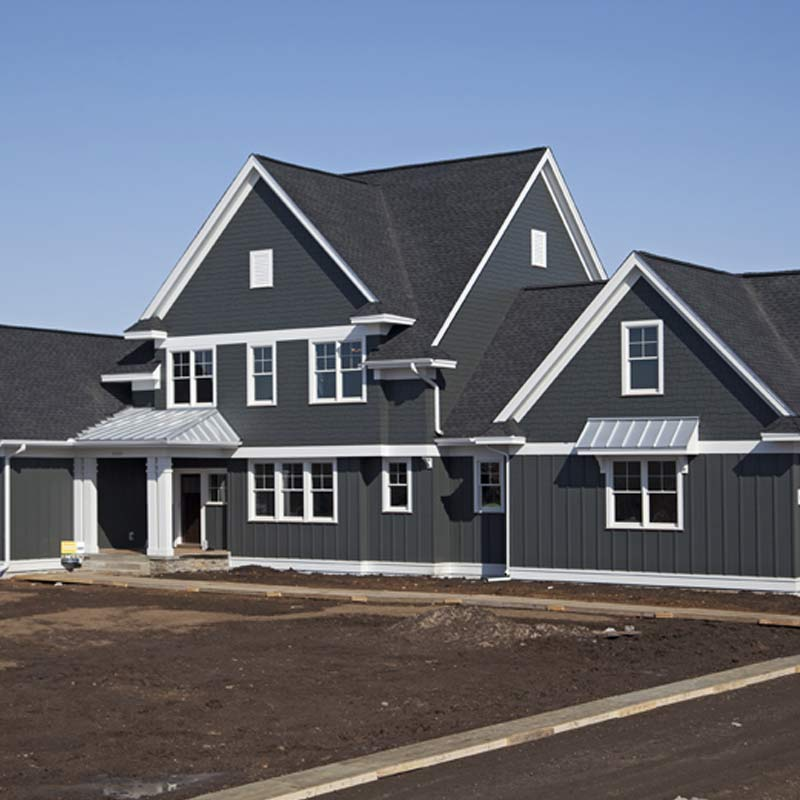 James Hardie Shingle Siding Zuern Building Products